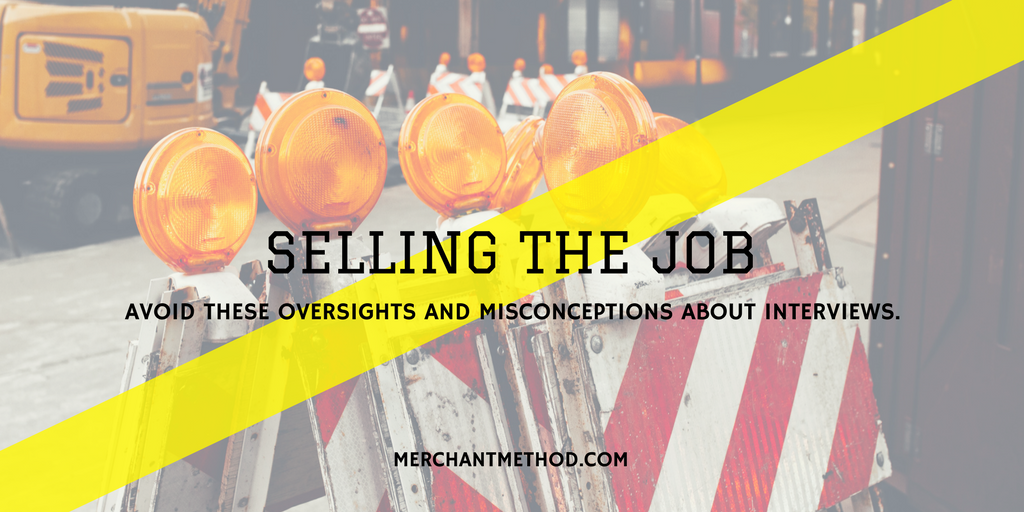 Merchant Method Selling the Job | Hiring | Recruiting | Small Business | Human Resources | Employee Benefits | Employee Perks | Visit merchantmethod.com/retailtrends